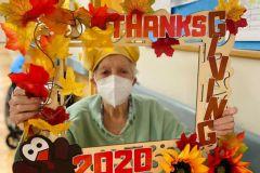 Thanksgiving Selfie Frame 2020 1